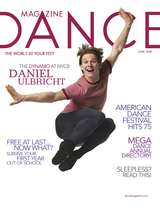 Current Dance Magazine Cover